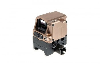 Коліматор Aim-O FC1 Reflex Sight Dark Earth