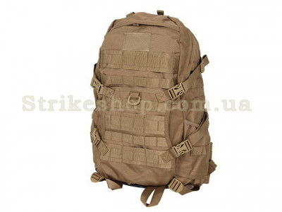 Рюкзак Assault Backpack  8FIELDS 26L TAN