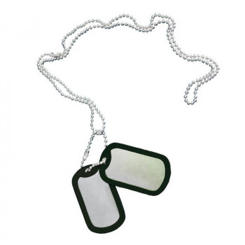 Жетон Dog-Tag Texar