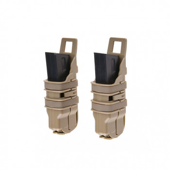 Паучери Primal Gear Double Open III (XS) Pistol Molle Tan