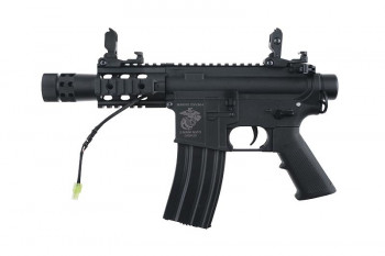 Штурмова гвинтівка Specna Arms SA-C18 Core Black