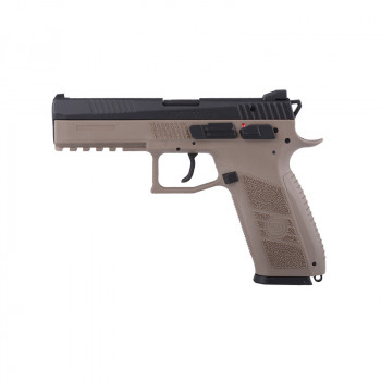 Пістолет ASG CZ P-09 Green Gas Tan