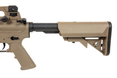 Штурмова гвинтівка Specna Arms M4 CQB RRA SA-C02 Core Full-Tan