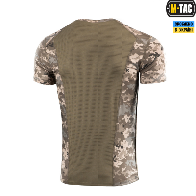 Футболка M-Tac Потовідвідна Athletic Vent MM14 Size XL