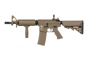 Штурмова гвинтівка Specna Arms M4 CQB RRA SA-C04 CORE Full-Tan