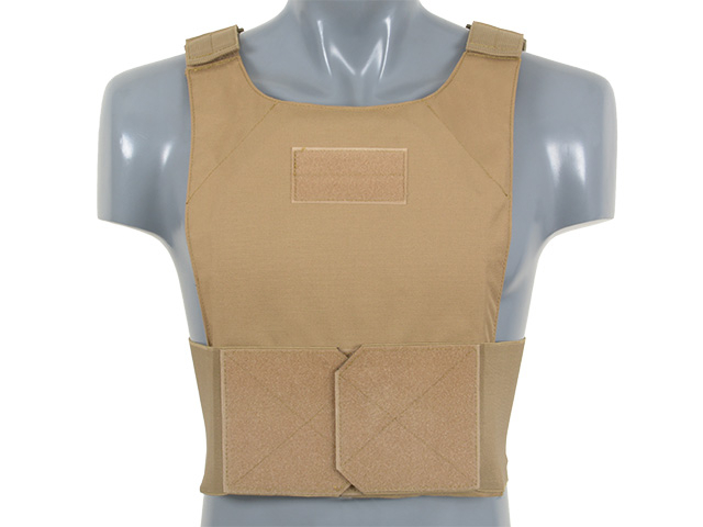 Плитоноска 8FIELDS CONCEALABLE PLATE CARRIER COYOTE