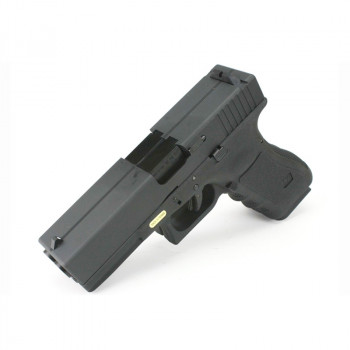 Пістолет WE Double Barrel Glock 17 Gen.3 GBB