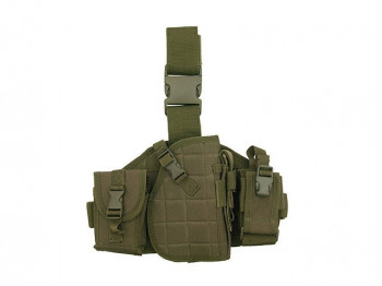 Кобура набедренна 8Fields Tactical Molle Leg Panel Olive