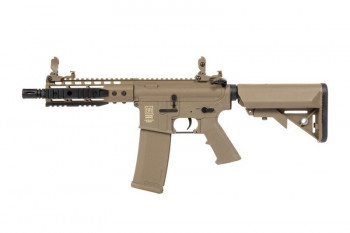 Штурмова Гвинтівка Specna Arms M4 CQB SA-C12 Core Full-Tan
