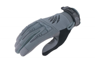 Тактичні рукавиці Armored Claw BattleFlex Grey Size L