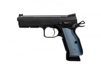 Пістолет ASG CZ-75 SP-01 Shadow 2 CO2